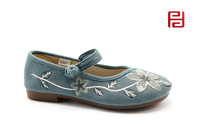 老北京布鞋女民族风绣花鞋汉服棉麻舒适女鞋