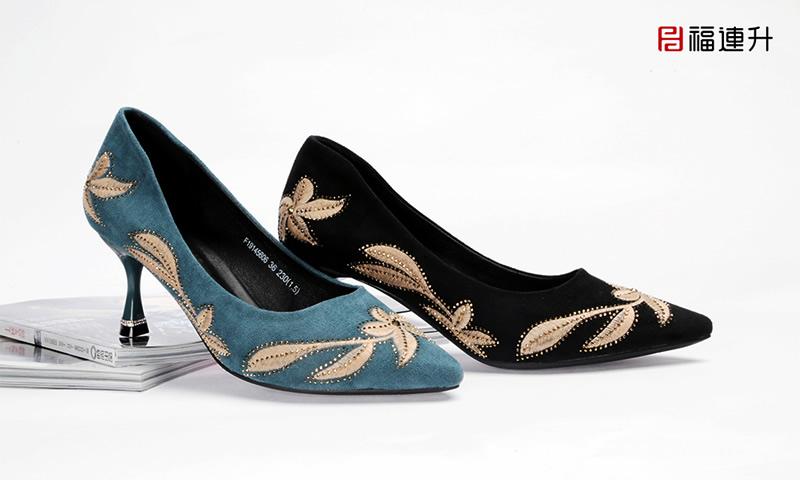 开创中年鞋空白市场 好产品是一个品牌强有力的支撑图片