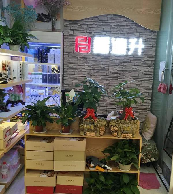 贺:福连升健康休闲中年鞋湖南郴州北湖区店正式开业!图片