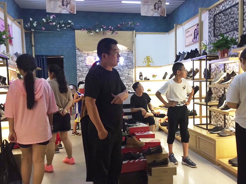贺:河南濮阳福连升布鞋石化店正式开业!图片