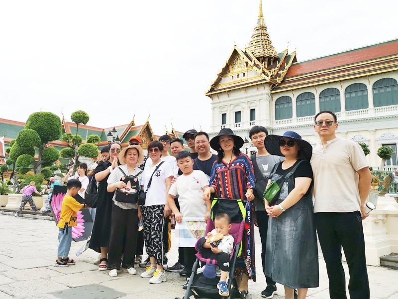 2019年福连升国际畅游 领略异国风情,体验曼谷之旅!图片